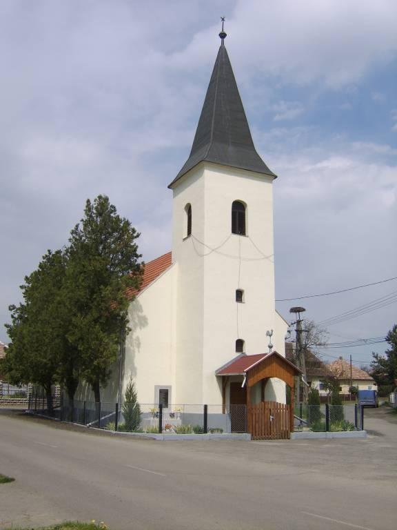 Fügödi templom