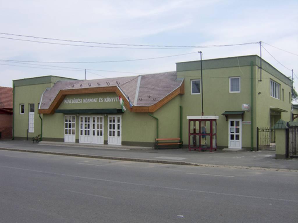 Mûvelõdési Központ
