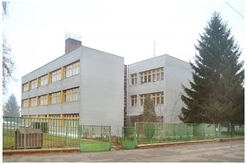 Az alsós iskola